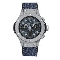 Hublot Big Bang 44mm Jeans Steel Mens Ref 301.SX.2770.NR.JEANS16