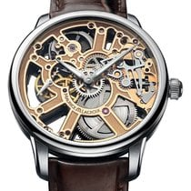 Maurice Lacroix Masterpiece Squelette New Design Watch...