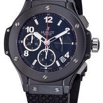 Hublot Big Bang Chronograph Ceramic Black Magic 41mm 341.CX.13...