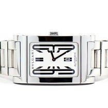 宝格丽 (Bulgari) Rettangolo Stainless Steel Automatic Watch