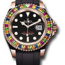 Rolex 116695 SATS Oyster Perpetual Yacht-Master 40mm Gem-Set