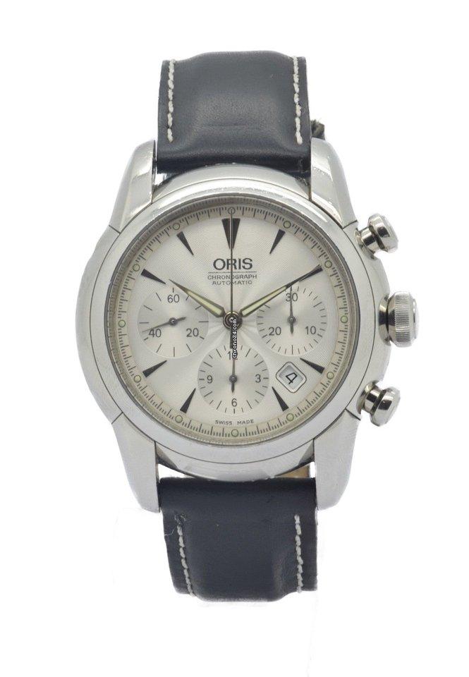 Oris Artelier Chronograph Automatik for AU  2 9033f0c4524