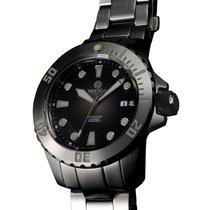 Deep Blue Master Diver 1000 Auto Diving Watch Helium Valve...