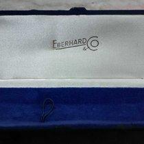 Eberhard & Co. vintage watch box blu rare