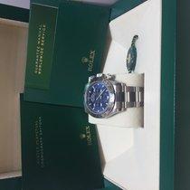 勞力士 (Rolex) Cosmograph Daytona - Blue Dial