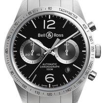 Bell & Ross BR 126 Sport Chronograph BRV126-BS-ST/SST