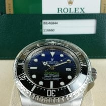 Rolex Sea Dweller DeepSea D Blue 116660 James Cameron
