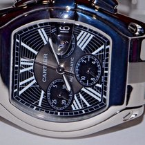 Cartier Roadster XL Chronograph Stainless Steel Automatic