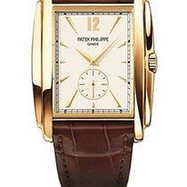Patek Philippe Watches - Gondolo Mens Yellow Gold 5124J...
