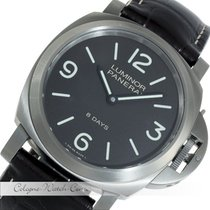 パネライ (Panerai) Luminor 8 Days Titan PAM00562