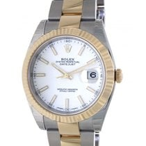 Rolex Datejust II 126333 Steel, Yellow Gold, 41mm