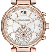 Michael Kors MK6282 Sawyer Chronograph Damen 38mm 5ATM