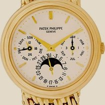 Patek Philippe Perpetual Calendar. 3945-1