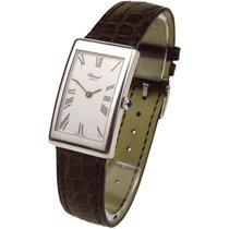 Σοπάρ (Chopard) 18k White Gold Mechanical Wristwatch