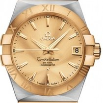 Omega WATCH CONSTELLATION 2009 38MM OMEGAAXIAL 8500