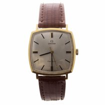 Omega Geneve 1969 18K Gold Watch