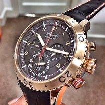 Breguet Type XX - XXI - XXII 3880 Chronograph Gold Case...