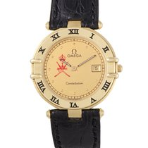 Omega Constellation Date Quartz 31mm Watch