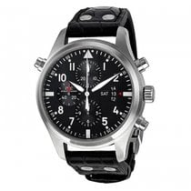 IWC PILOT'S WATCH DOUBLE CHRONO