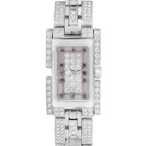 Other Brands Fred of Paris 18K White Gold Diamond and Ruby...