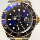 Rolex submariner date steel gold stahl gold in mint condition