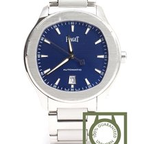 Πιαζέ (Piaget) Polo S 42mm blue dial NEW MODEL