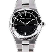 Baume & Mercier Linea Classic Black Dial