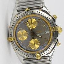 Breitling Chronomat Stahl / Gold B13048