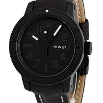 Fortis B-42 Pitch Black Day/Date Limited Edition 647.28.81 L01