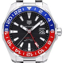 TAG Heuer Aquaracer Calibre 7 GMT Automatik 43mm