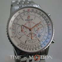 Breitling Old Navitimer Montbrillant 38 mm Model A41370 Full Set