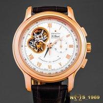 Zenith Chronomaster XXT Grande 45mm  Open 18K  Rose Gold B...