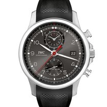IWC Portuguese Yacht Club Chronograph Ardoise Dial