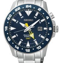 Seiko Sportura kinetic GMT
