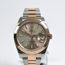 """Rolex Datejust 41  126301  """"Sundust"""" Neu inkl MwSt"""