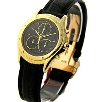 Cartier W3500851 Cougar Chronograph in Yellow Gold - Yellow...