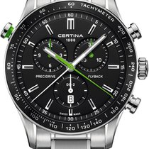 Certina DS-2 C024.618.11.051.02 Herrenchronograph Flyback...