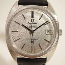 Omega Constellation Automatique à quantième en acier, chronomètre