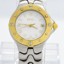 "Ebel ""Sport Wave"" Watch - Quartz Movement - Date -..."