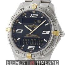 Breitling Aerospace Titanium Black Dial 40mm