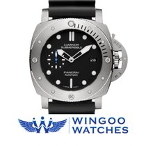 Panerai LUMINOR SUBMERSIBLE 1950 3 DAYS AUTOMATIC TITANIO Ref....
