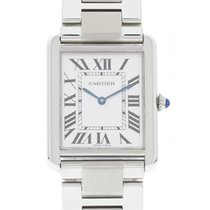 Cartier Tank Solo Large Stainless Steel 3169