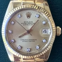 Rolex OYSTER PERPETUAL DATEJUST – WOMEN'S – 1982