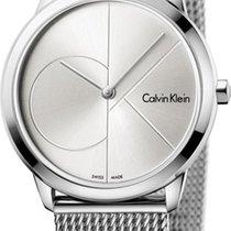ck Calvin Klein Minimal K3M2212Z Armbanduhr Klassisch schlicht