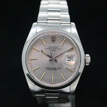 Rolex Oyster Perpetual Date Grey Dial in very good condition