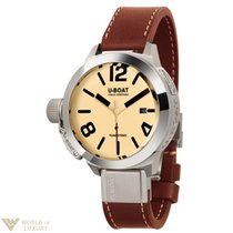 U-Boat Classico 45 Tungsteno AS 2 Stainless Steel Men's Watch