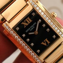 Patek Philippe Twenty Four 24  ref. 4910/11R 18k Rose Gold...