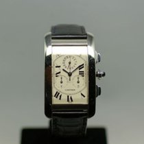 カルティエ (Cartier) TANK US CHRONO