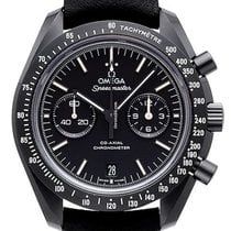 Omega Speedmaster Moonwatch Dark Side of the Moon Pitch Black
