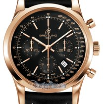Breitling Transocean Chronograph 43mm rb015212/bb16-1ld